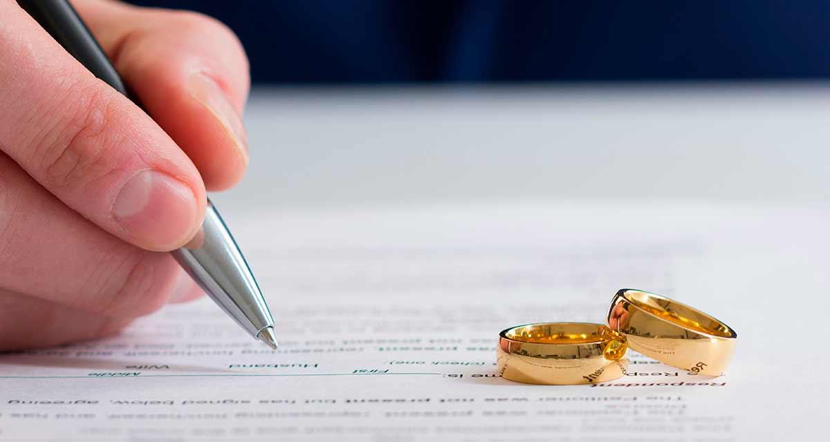 Divorcio en España - Análisis completo