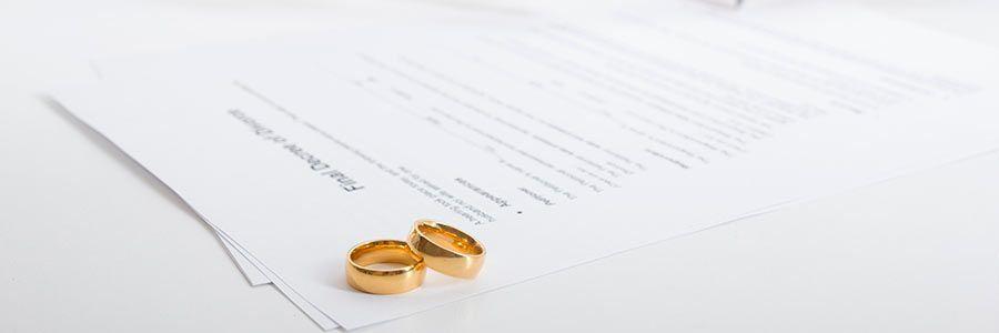 Trámites de Divorcio en España